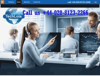 techlola.com screenshot
