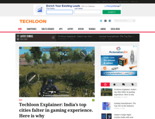 techloon.com screenshot