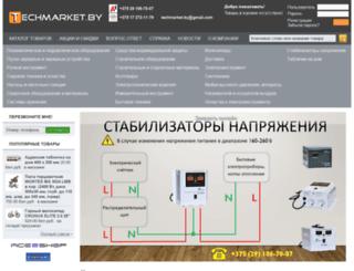 techmarket.by screenshot