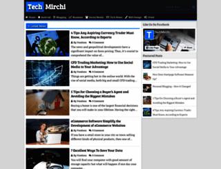 techmirchi.com screenshot