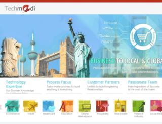 techmodi.com screenshot
