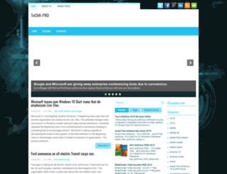 techn-pro.blogspot.com screenshot
