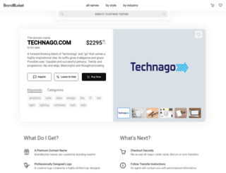 technago.com screenshot