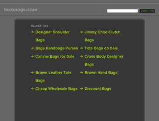 technags.com screenshot