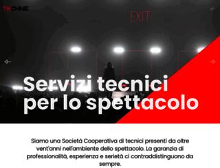 technecoop.it screenshot