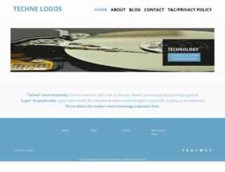 technelogos.com screenshot