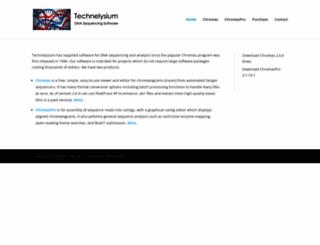 technelysium.com.au screenshot