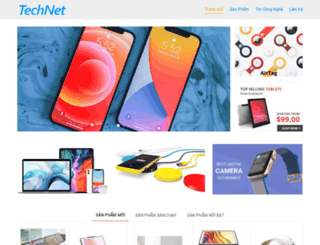 technet.com.vn screenshot