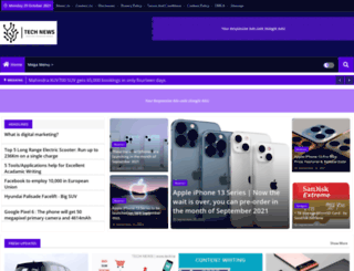 technewsonline.in screenshot