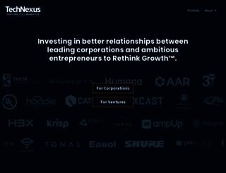 technexus.com screenshot