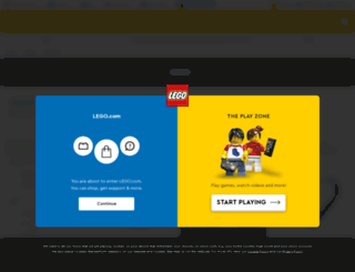 technic.lego.com screenshot