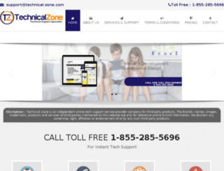 technical-zone.com screenshot
