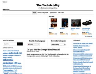 technicalley.com screenshot