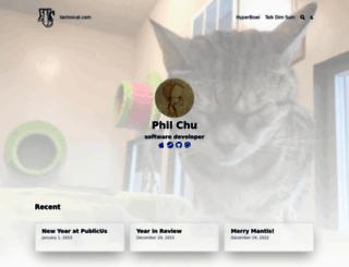 technicat.com screenshot