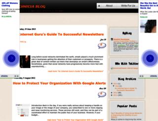 techniciablog.blogspot.in screenshot