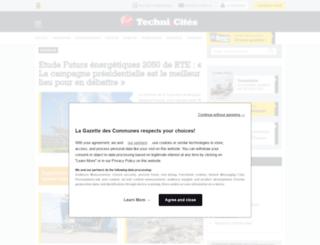 technicites.fr screenshot