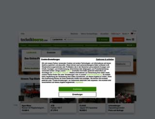 technikboerse.com screenshot