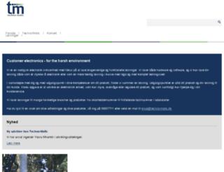 techno-matic.com screenshot