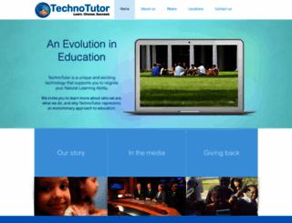 techno-tutor.com screenshot