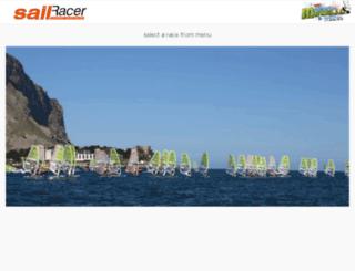 techno.sailracer.org screenshot