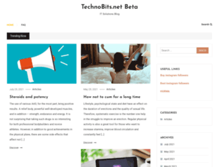 technobits.net screenshot