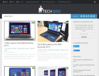 technobrij.com screenshot