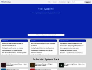 technobyte.org screenshot