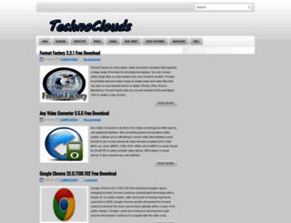technoclouds.blogspot.com.br screenshot