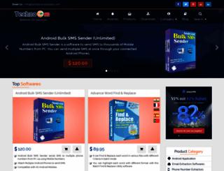 technocomsolutions.com screenshot