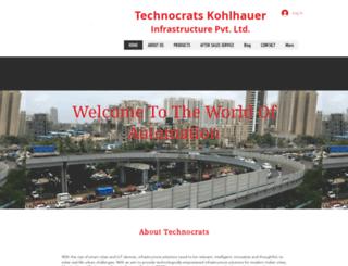 technocratasia.in screenshot
