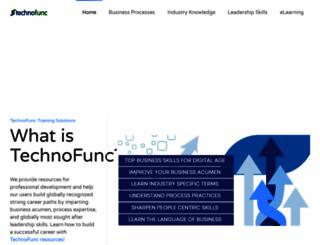 technofunc.com screenshot