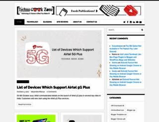 technogeekzone.com screenshot