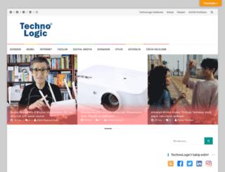 technologic.com.tr screenshot
