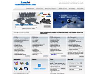 technologiesindia.com screenshot