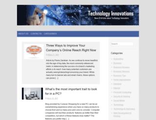 technology-innovations.org screenshot