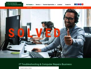 technology-solved.com.au screenshot