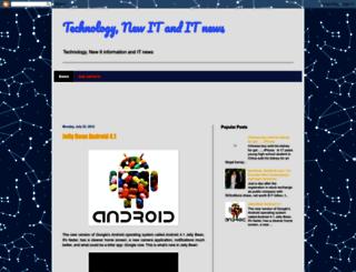 technologyanditnews.blogspot.com screenshot