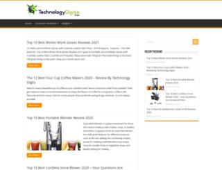 technologydigits.com screenshot