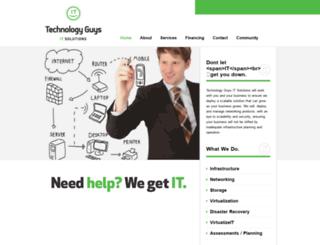 technologyguys.ca screenshot
