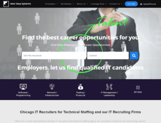 technologyjobsnyc.com screenshot
