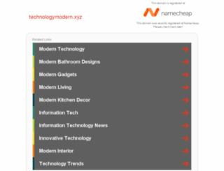 technologymodern.xyz screenshot