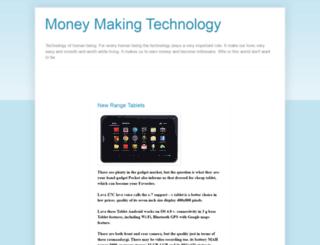 technologyofhumanbeing.blogspot.com screenshot