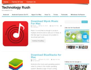 technologyrush.com screenshot