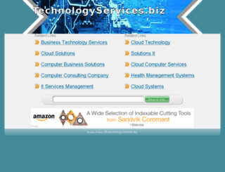technologyservices.biz screenshot