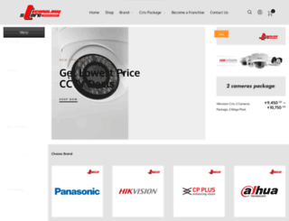 technologystore.co.in screenshot