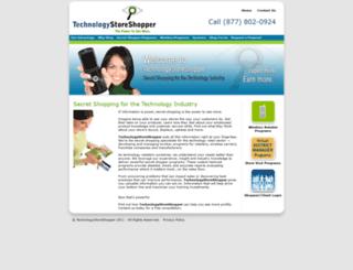 technologystoreshopper.com screenshot