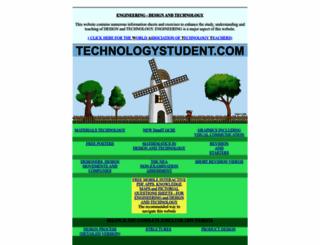technologystudent.com screenshot