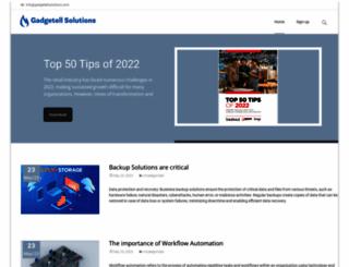 technologytell.com screenshot
