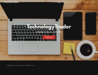 technologytrader.com screenshot