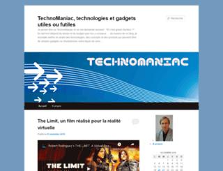 technomaniac.blog.lemonde.fr screenshot